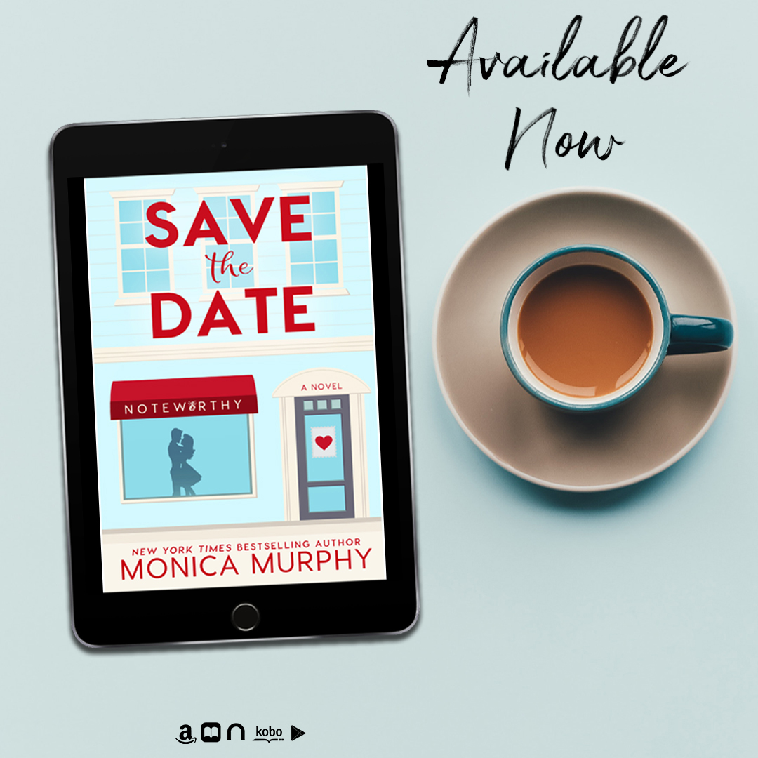 Book review: SAVE THE DATE, by Monica Murphy - The Book I Love